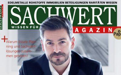 Der etwas andere Investor – Interview mit dem Sachwert Magazin